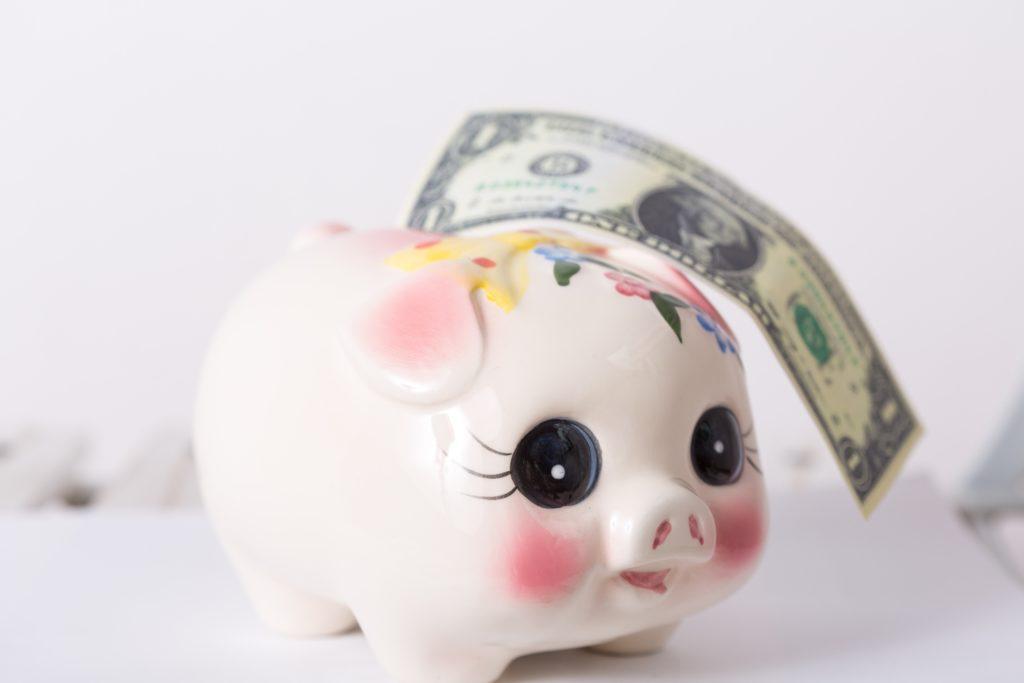 お金の節約イメージ