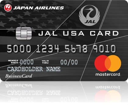 JAL USA CARD
