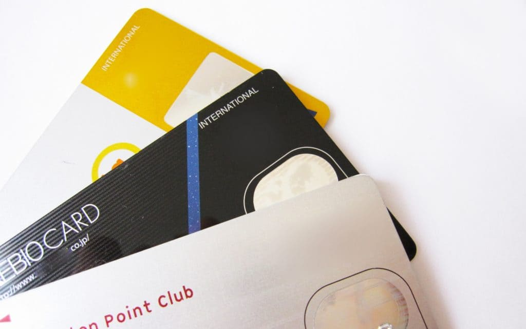 中級者向けクレジットカード