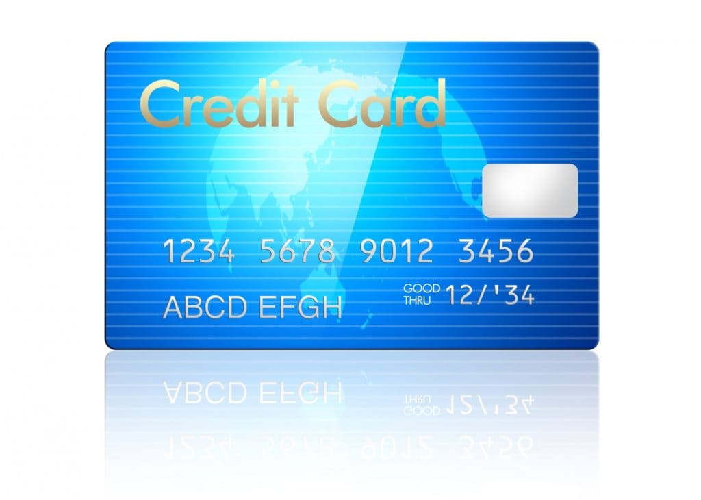 特殊なクレジットカード