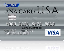 ANA USA CARD