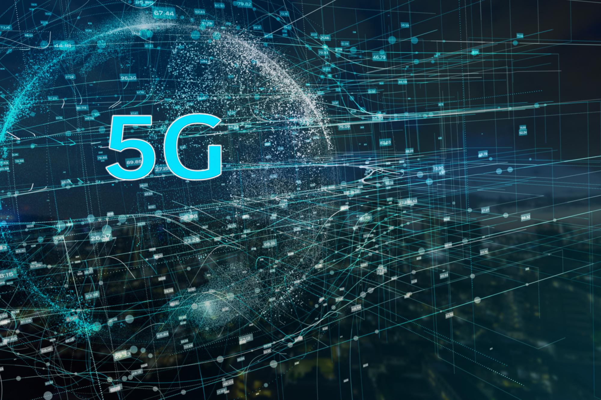 5Gのイメージ