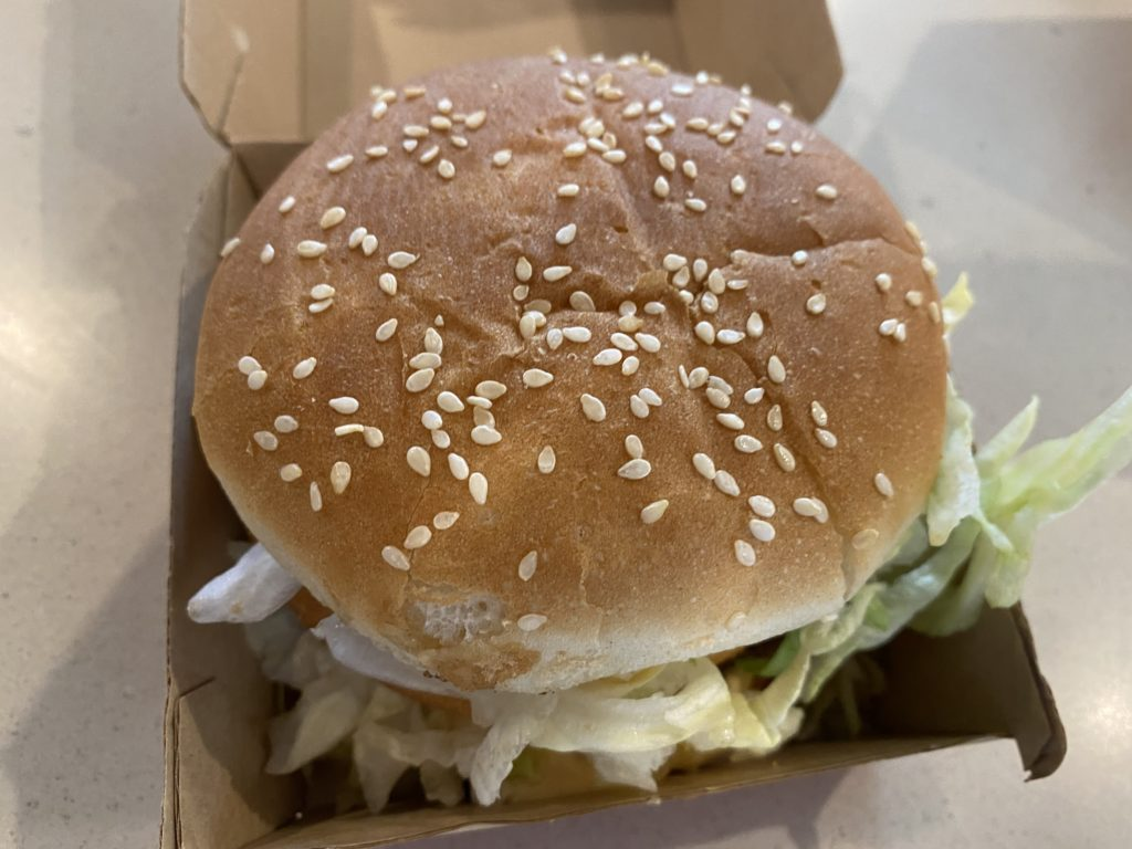 アメリカマクドナルドのビッグマック