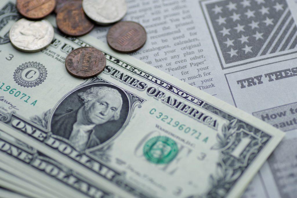 アメリカの通貨