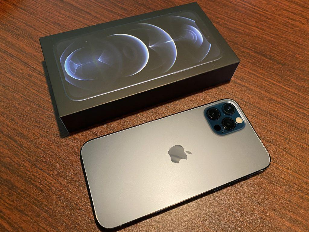 アメリカ版iPhone 12 Pro
