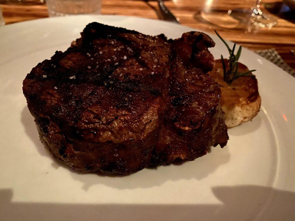 BoAのステーキ